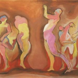 Inner Light by Silvina Mamani