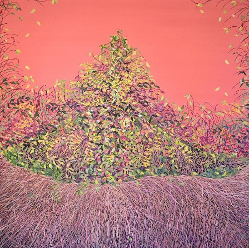 Sienna Thicket by Allison Green