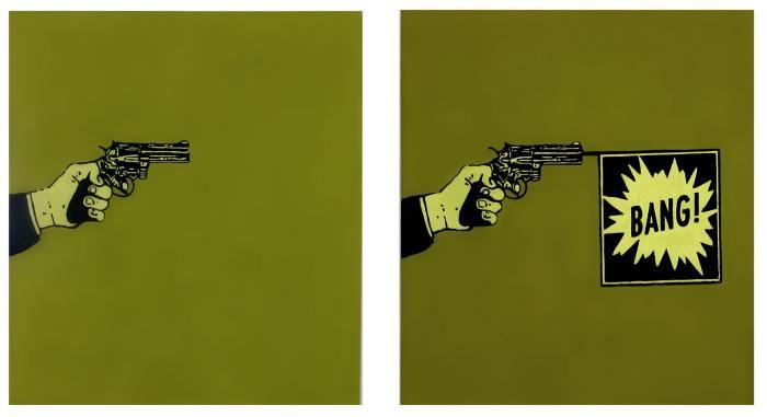 Bang by Charles Buckley