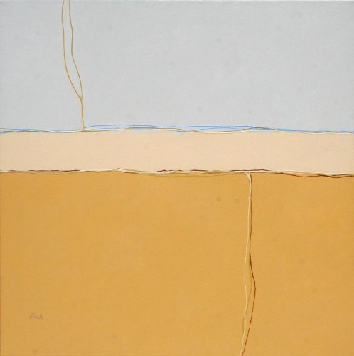 Blue and Yellow by Joseph Piccillo