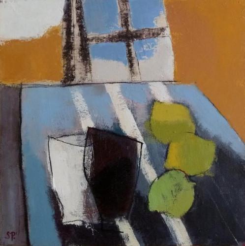 Nature Morte aux Trois Citrons by Sarah Picon