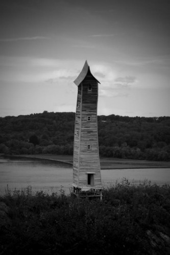 River Tower by Robert Hite