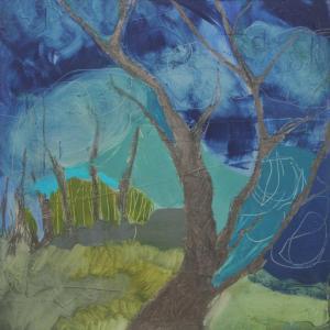 Near Night 1 by Rachelle Krieger