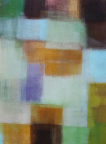 Violet Space by Ellen Hermanos