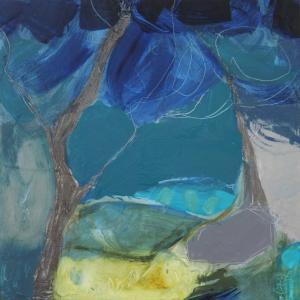 Near Night 2 by Rachelle Krieger