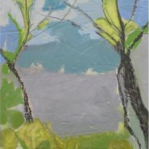 Trees and Air by Rachelle Krieger