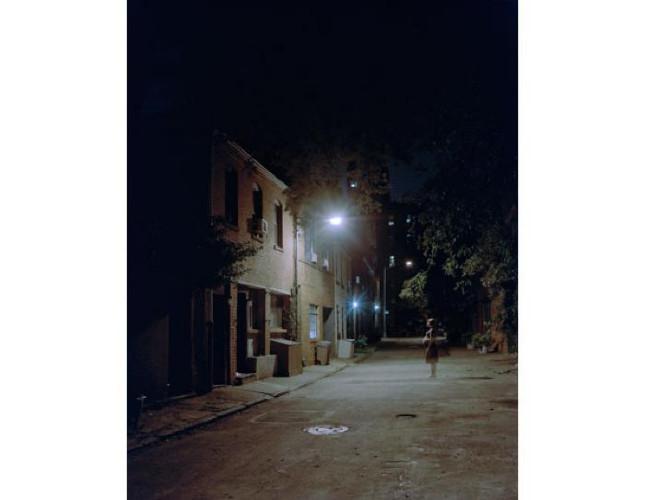 Waiting by Maria Passarotti