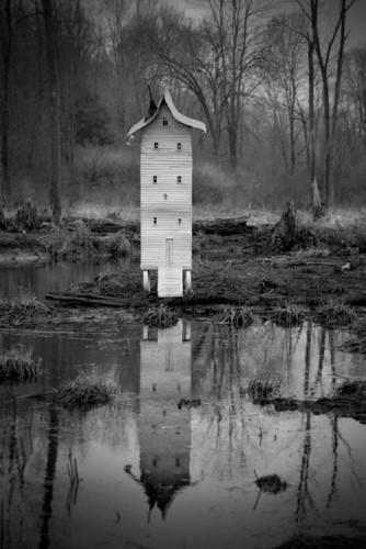 Prayer House by Robert Hite