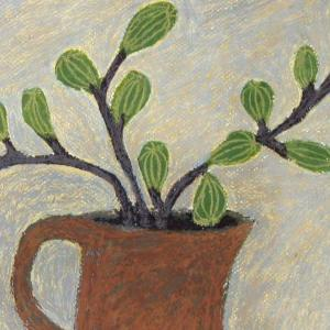 Fig Branches II by Angela A'Court