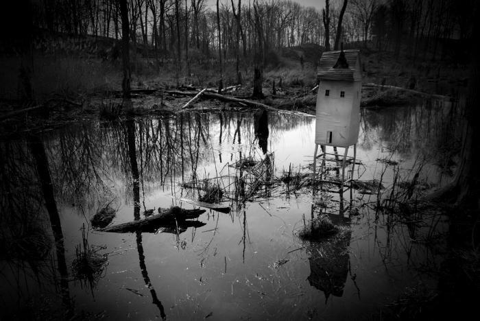 Smoke House by Robert Hite