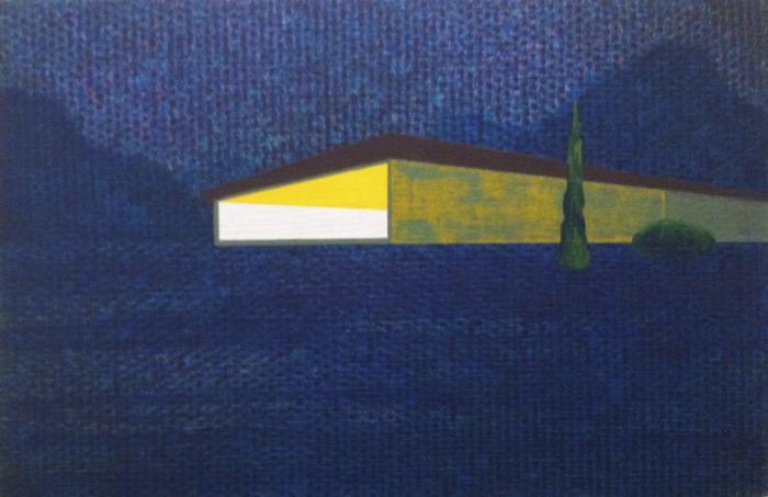 Nightbird by James Isherwood