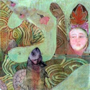 Mermaid by Deirdre O'Connell