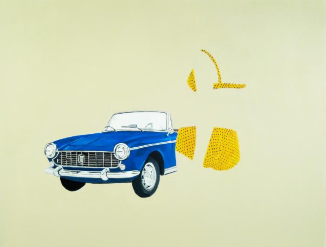 Fiat by Charles Buckley