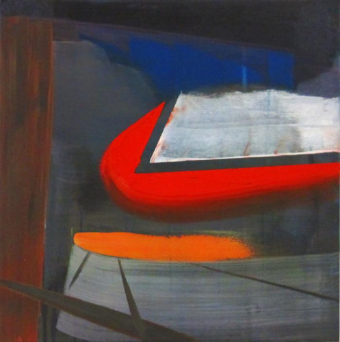 Rear Window by Jonathan Beer