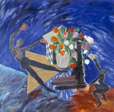 La Danse by Carole Eisner