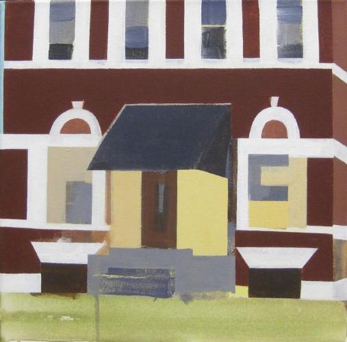 Brokedown Palace by Amy Greenan
