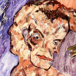 Egon by Carole Eisner