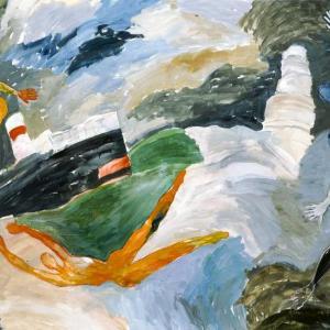 Voyage by Carole Eisner