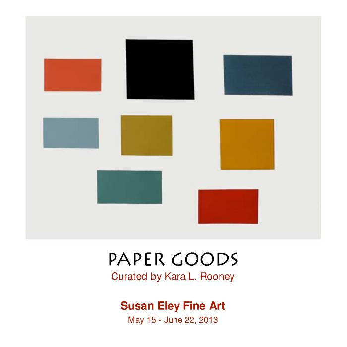 Paper Goods Catalogue