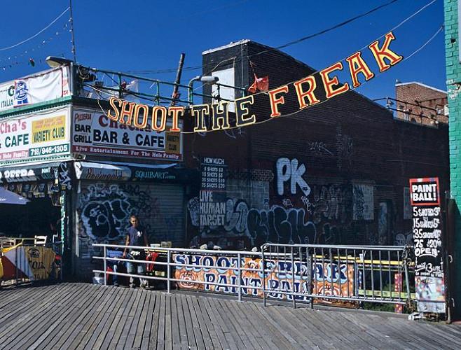 Shoot the Freak by Jay Hochheiser
