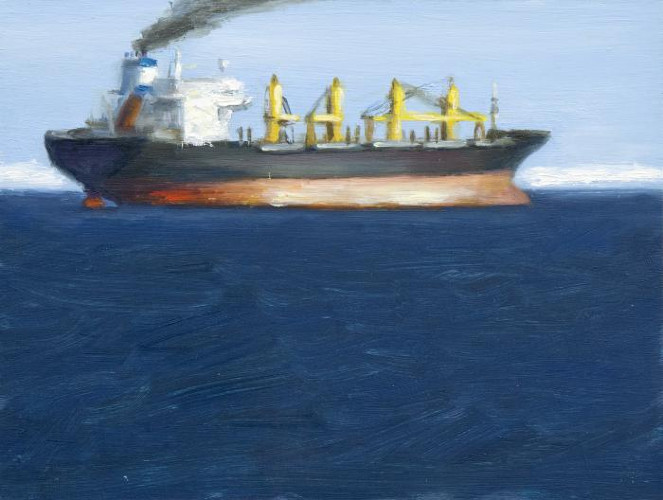 Modern Painting by Victor Honigsfeld