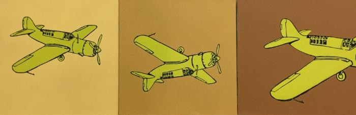 Airplane by Charles Buckley