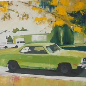I Once Had a Lime Green Duster by Ruth Shively