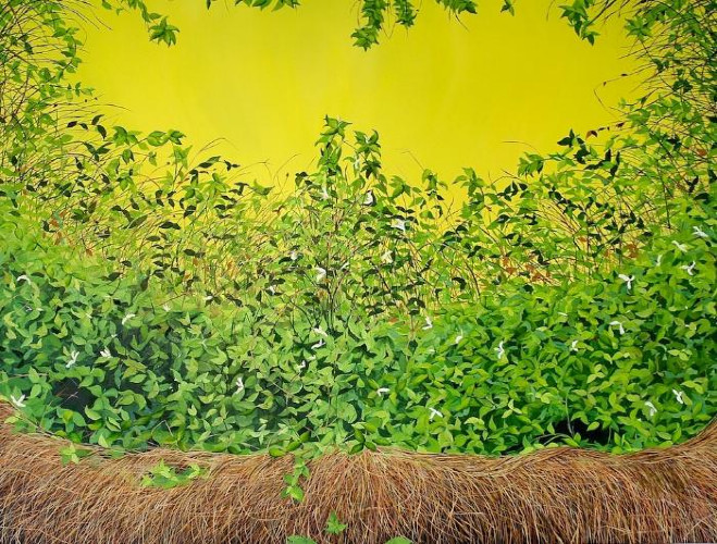 Yellow Thicket (Thicket #3) by Allison Green