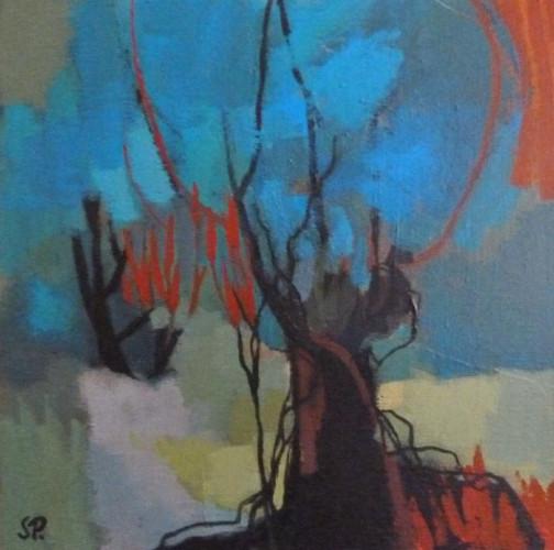 A la Nuit Tombante by Sarah Picon