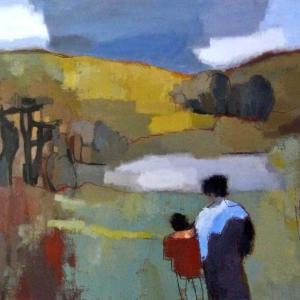 Vers l'Étang by Sarah Picon