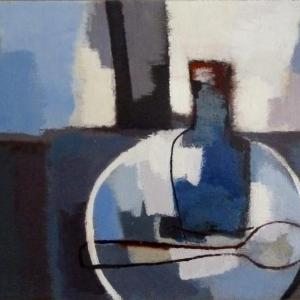 Harmonie Bleue by Sarah Picon