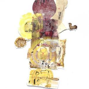 Gibberish by Karin Bruckner