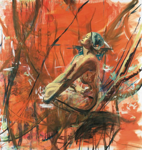 Aqueous Flesh by Anne Sherwood Pundyk