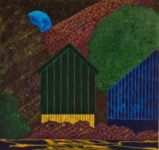 Eastern Shift by James Isherwood