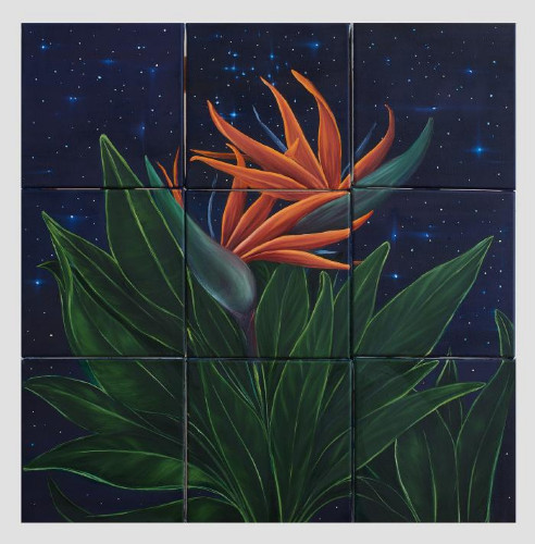 Birds of Paradise by Allison Green