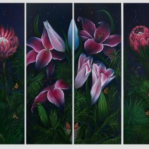 The Night Garden by Allison Green