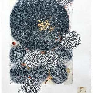 ChrysanthemumFuzz by Karin Bruckner