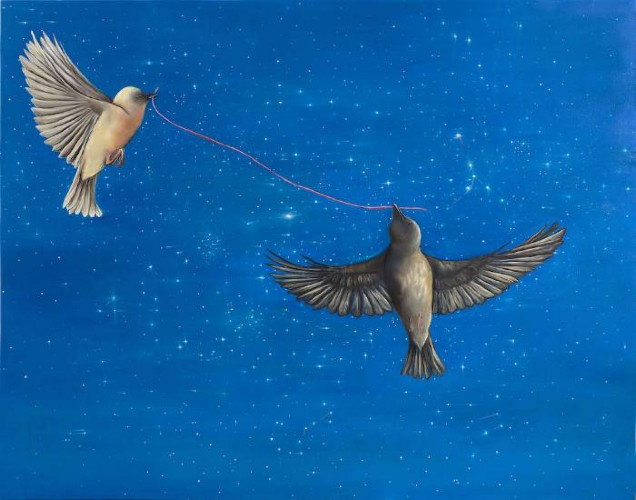 Departure  by Allison Green