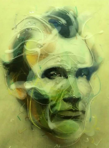 Lincoln 1860  by Jongwang Lee