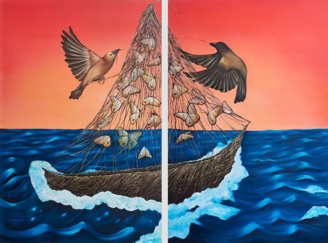 The Ship by Allison Green