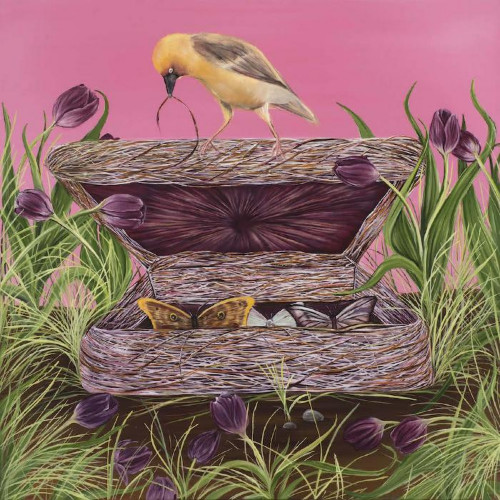 Grief Box  by Allison Green