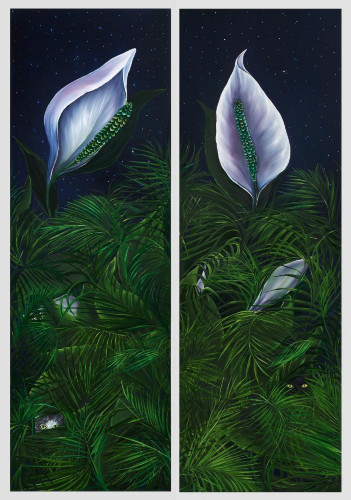 Peace Keepers by Allison Green