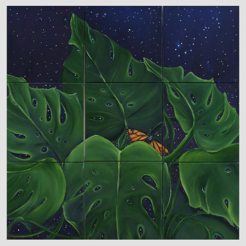 Monsters and Monarchs  by Allison Green