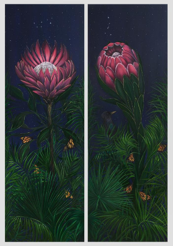 King and Queen  by Allison Green