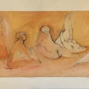 Warm-up 1 by Silvina Mamani