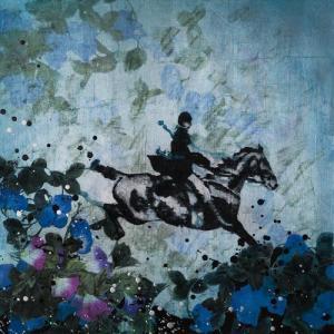 Saltar  by Tracy Silva Barbosa