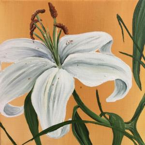 Garden Study 2 by Allison Green