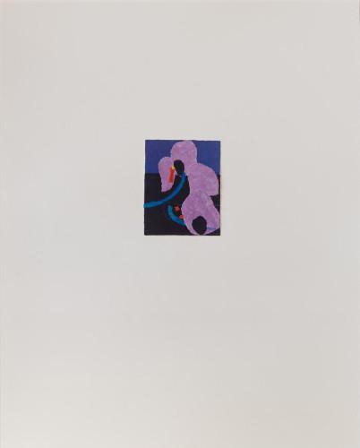 Untitled III (purple) by James Moore