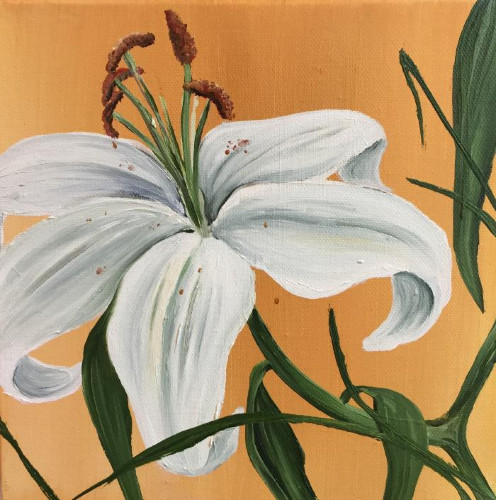 Garden Study 2 by Allison Green