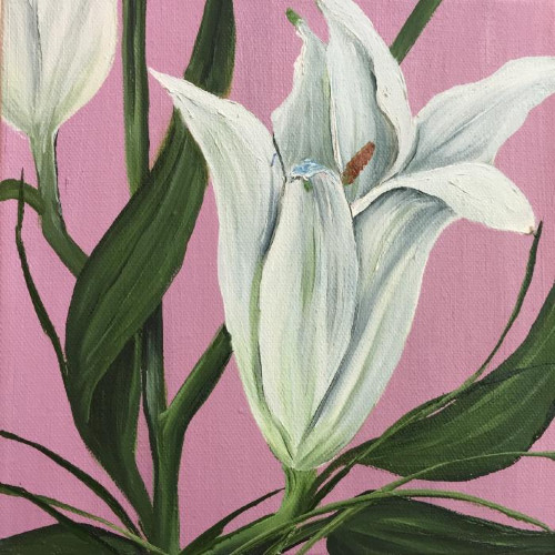 Garden Study 3 by Allison Green